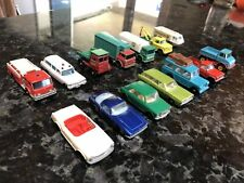 New ListingVintage Lot 14 Matchbox Lesney Diecast cars and trucks.