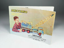 CATALOGUE MECCANO HORNBY DINKY TOYS - 1957 - DS19 - PEUGEOT 203 - Buick