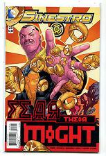 Sinestro #23 NM  Bunn Coccolo Bazaldua Eaton Faucher  Blond DC Comics MD10