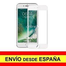 Cristal Templado 3D IPHONE 7- IPHONE 8 / SE 2020  Protector CURVO BLANCO a3801