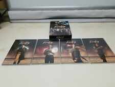 Josh Whedon's Firefly the Complete Series + Serenity Dvds