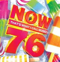 NOW THAT'S WHAT I CALL MUSIC VOL 76 various (double CD album) uk 2010 pop rock