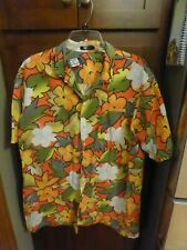 c03992ed Original Hawaiinstyle shirt worn by Al Bundy in Married With Children XLT