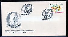 España Exposición Rumbo al 92 Sevilla año 1991 (CC-205)