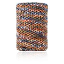 BUFF Margo Orange (multi-color) Knitted Neck Warmer & Polar Rev (Unisex) $39 NEW
