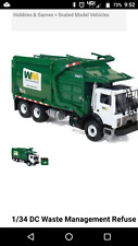 1st Gear Waste Management 1/34 Front-End Loader Trash Truck in Original Box