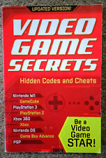 UPDATED - VIDEO GAME SECRETS by Terry Munson - X Box, Nintendo, Playstation etc