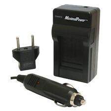 Charger for Pentax K-1 DSLR, K-01, K-3, K-5, K-5 II, K-5 IIs Premium Battery