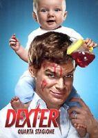 Dexter: Stagione 4 (DVD, Region 2, Italian Import) Usually ships in 12 hours!!!