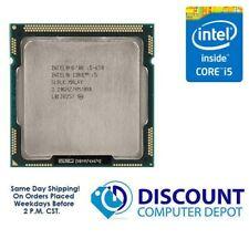 Intel Core i5-650 3.20Ghz Dual-Core Cpu Processor Lga1156 Socket Slblk Slbtj