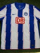 Hertha Berlin 2010 - 2012 Home Football Shirt - Size XXXL 3XL Mens