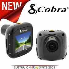 "Cobra CDR820 1080p Full HD Dash Cam Truck Car 1.5"" 5 MP 118° Witness Accident"