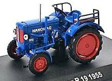 HANOMAG R 19 1955 Tractor Tug Blue 1:43