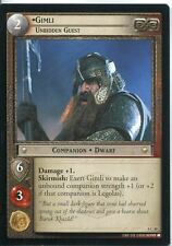 Lord Of The Rings CCG Card TTT 4.C49 Gimli, Unbidden Guest