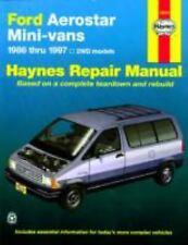 1986-1997 Haynes Ford Aerostar Mini-Vans Repair Manual