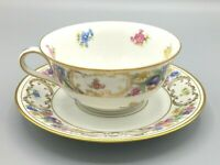 Vintage Winterling Bavaria Dresden Rich Coffee Cup and Saucer