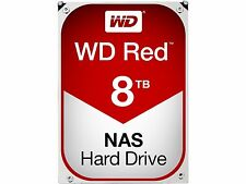 "8TB WD Red WD80Efax NASware3.0 3.5"" SATA III Internal NAS Hard Drive 256mb cache"