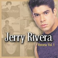 Rivera, Jerry : Historia 1 CD