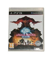 Final Fantasy XIV Online: A Realm Reborn (Sony PlayStation 3, 2013) - UK Version