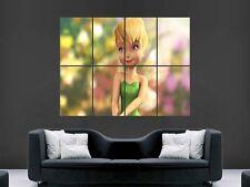 Tinker Bell Hadas Tinkerbell pared arte cartel impresión de foto grande enorme