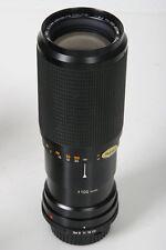 Minolta MC Zoom Celtic 100-200mm f/5.6  - manual focus lens