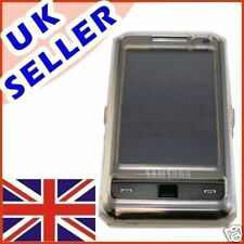 CLEAR CRYSTAL PLASTIC CASE FOR SAMSUNG I900 OMNIA PHONE
