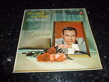 JIM REEVES-moonlight and roses - 1964 UK 12-track RCA Red spot label Mono LP