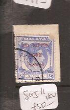 Malaya Jap Oc Straits SG J83 VFU (6dae)