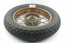 Cagiva Roadster 125 1A - Hinterrad Rad Felge hinten 56610812