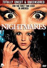 NIGHTMARES - DVD - Region 1 - Sealed