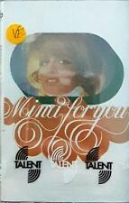Mina For You  MC CASSETTE SEALED Pdu No Barcode