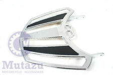 Billet luggage rack for Victory Cross Country Road detachable backrest sissy bar