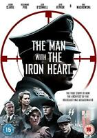 The Man With the Iron Heart [DVD] [2017][Region 2]