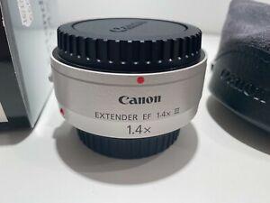 Canon Extender EF 1.4x II Objektiv