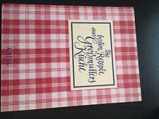 Kochbuch Die besten Rezepte aus Größmutters Küche