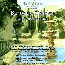 Baroque Garden for Concentration Hemi-Sync CD MetaMusic
