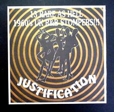 Justification 1964-1967 - RARE UK R&B - The Shanes, The Artwoods - GARAGE/PSYCH