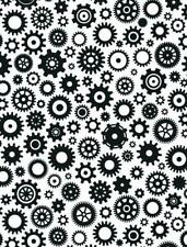 Creative Expressions - Embossing Folder by Sue Wilson - Cogs & Gears - EF-107