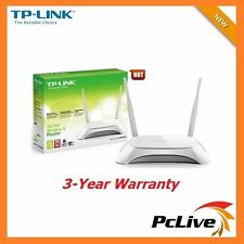 TP-Link TL-MR3420 Wireless N 300Mbps 3G 4G Router WIFI USB WPS Parental Control