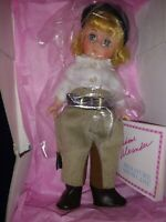 Riding Habit  #309 by Madame Alexander - MIB - Horseback Riding Doll