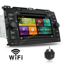 Car DVD GPS Sat Nav For Toyota Land Cruiser 120 Series Prado Free Camera