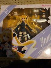 S.H.Figuarts To Love Ru Darkness Golden Darkness Konjiki no Yami Figure Bandai
