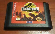Vintage Jurassic Park Sega Genesis Game Nm