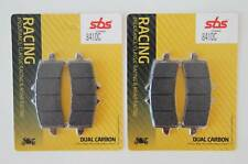 SBS 841 Dc Dual Carbon Brake Pads KTM Super Duke 1290 R Front Brake Pads Front
