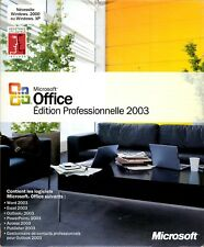 MICROSOFT OFFICE 2003 ( french version )