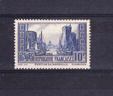France n° 261 neuf* trace de charnière