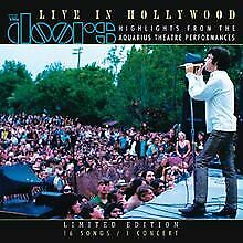 Live In Hollywood von Doors, The | CD | Zustand gut