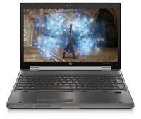 "CHEAP HP GAMING LAPTOP ELITEBOOK 8770W 17.3"" INTEL CORE i5 500GB HDD 4GB MEMORY"