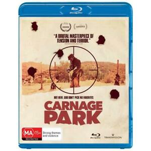 Carnage Park Blu-Ray **Region B**