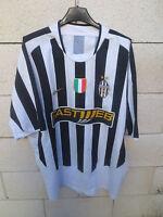 Maillot JUVENTUS TURIN vintage NIKE scudetto maglia shirt 2004 football XL